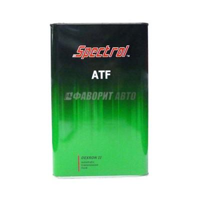 Трансмиссионное масло СПЕКТРОЛ ATF Dexron II, 4л, минеральное