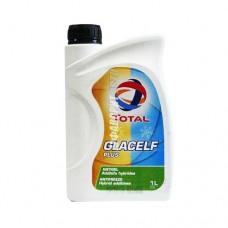 Антифриз  TOTAL Glacelf  Plus  G-11 зел  (конц)    1л