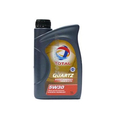 Моторное масло TOTAL Quartz 9000 Energy HKS 5W-30, 1л, синтетическое