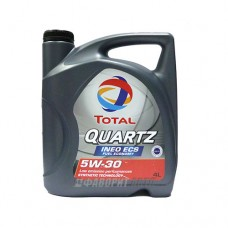 TOTAL  Quartz INEO ECS  5W30     4л