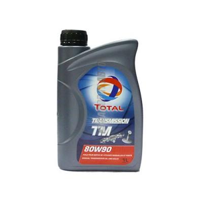 Моторное масло TOTAL Transmission AXLE 7 80W90, 1л, минеральное