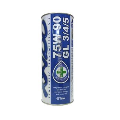 Трансмиссионное масло XADO Atomic Oil 75W-90, 1л, синтетическое