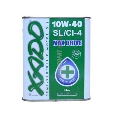 Моторное масло XADO Atomic Oil 10W-40, 1л, минеральное