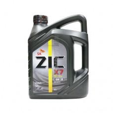 ZIC X7 FE  0W30 SN синт 4л.