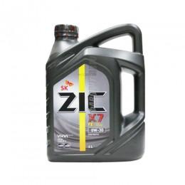 ZIC X7 FE  0W30 SN синт 4л.  @