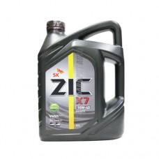 ZIC X7 DIESEL  10W40 CI-4 син 6л. пласт.кан