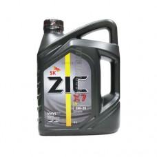 ZIC X7 LS  5W30 SN/CF синт 4 л.