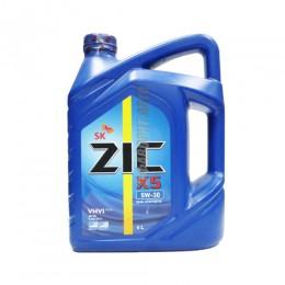 ZIC X5  5W30 API SN, GF-5  п/с 6л пласт. кан.