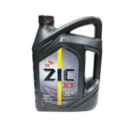 ZIC X7 LS  10W40 SM/CF синт 6 л. пласт. кан.