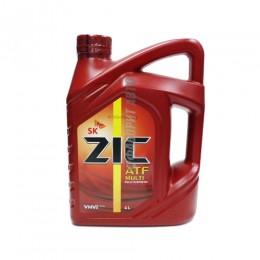 ZIC ATF Multi син 4л