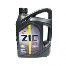 ZIC X7 DIESEL  10W40 CI-4 син 4л. пласт.кан