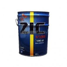 ZIC X5 DIESEL  10W40 CI-4 п/c 20л