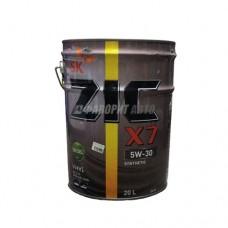 ZIC X7 DIESEL  5W30 SL, A3/B3,A3/B4 син 20л