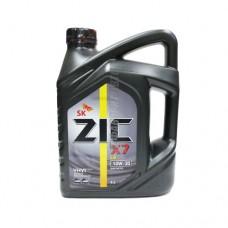 ZIC X7 LS  10W30 SM синт 4л.