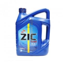 ZIC X5000  5W30 Diesel СI-4 п/с   6л  пласт. кан