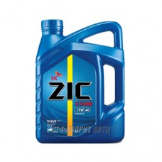 ZIC X5000  15W40 Diesel CI-4 п/с 6л.