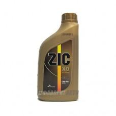 ZIC XQ  0W40 API SM/CF,  ACEA  A3/B4 синт 1л @