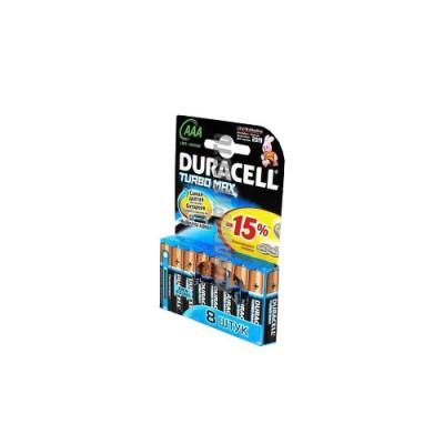 Батарея Duracell LR3 BL8 TURBO 3019/8