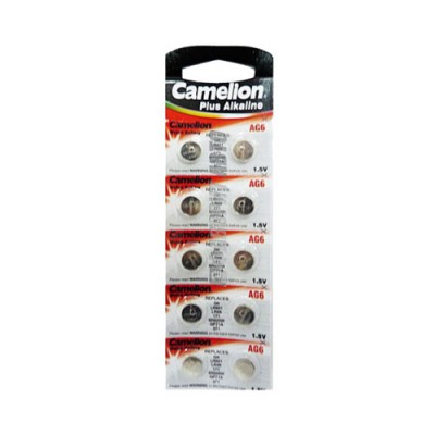 Батарея Camelion G6 BL10 3612 /10