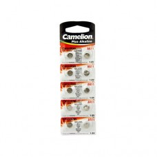 Батарея Camelion G11 BL10 (362А/LR721) 3616   /10