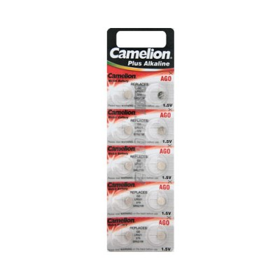 Батарея Camelion G0 BL10 3609