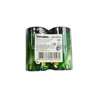 Батарея Camelion R20 659 /2