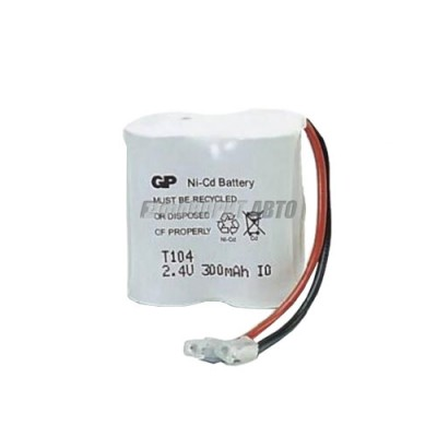 Батарея GP T 117 4.8V (для телефона) 2640