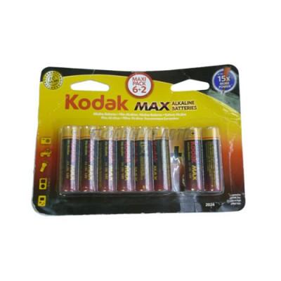 Батарея Kodak MAX LR6 BL8 589 /8