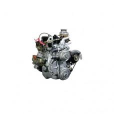 Двигатель УАЗ 4218  89 л.с. (92 б.) карб. (рычажн. сцепл.) (УМЗ) #