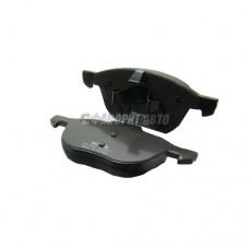 Колодки тормозные HI-Q SP1260 пер.