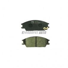 Колодки тормозные PMC PKA001 пер.