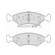 Колодки тормозные LPR 05P809 пер.