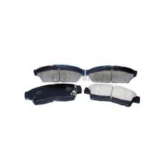 Колодки тормозные HI-Q SP1201 пер. ALBEA