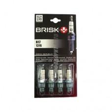 Свечи BRISK CLASSIC N17   (Чехия) к-т 4шт.