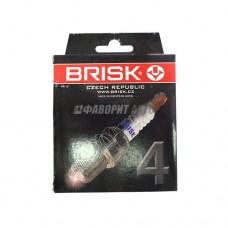 Свечи BRISK DR15YP-1  PLATIN (Чехия) к-т 4шт.