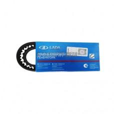 Ремень  713 ген. ВАЗ-2108-09 зуб. (фирм.упак)