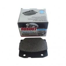 Торм колодки ТС РосДот Станд перед ВАЗ-2101 /10 диск