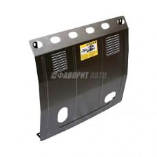 Защита двигателя ВАЗ-2108  (Начало)