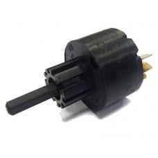 Клавиша вентил. отопителя ВАЗ-2110 (АВАР)