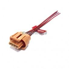 Колодка модуля зажигания (старого образца), с проводами (Cargen)