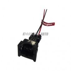 Колодка для подключения к форсунке, с проводами (Cargen)