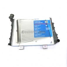 Радиатор охл. ВАЗ-2105-07 алюм. 2-ряд. (ДЗР)  @