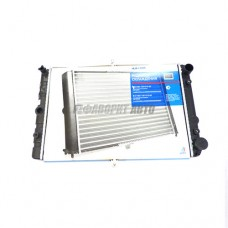 Радиатор охл. ВАЗ-2108-09 алюм. 2-ряд.инж. (ДЗР)