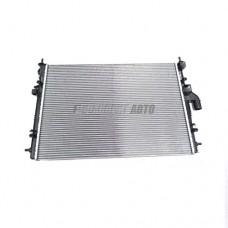 Радиатор охл. ВАЗ-Ларгус алюм. под кондиционер  (Renault S.A.S г. Булонь)  #