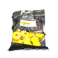 Сайлент-блоки реактивных штанг полиуретан желтый к-т ВАЗ(2919008/42) CS-20