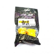 Втулка стабилизатора полиуретан желтый к-т 2шт.ВАЗ 2110(2906040) CS-20