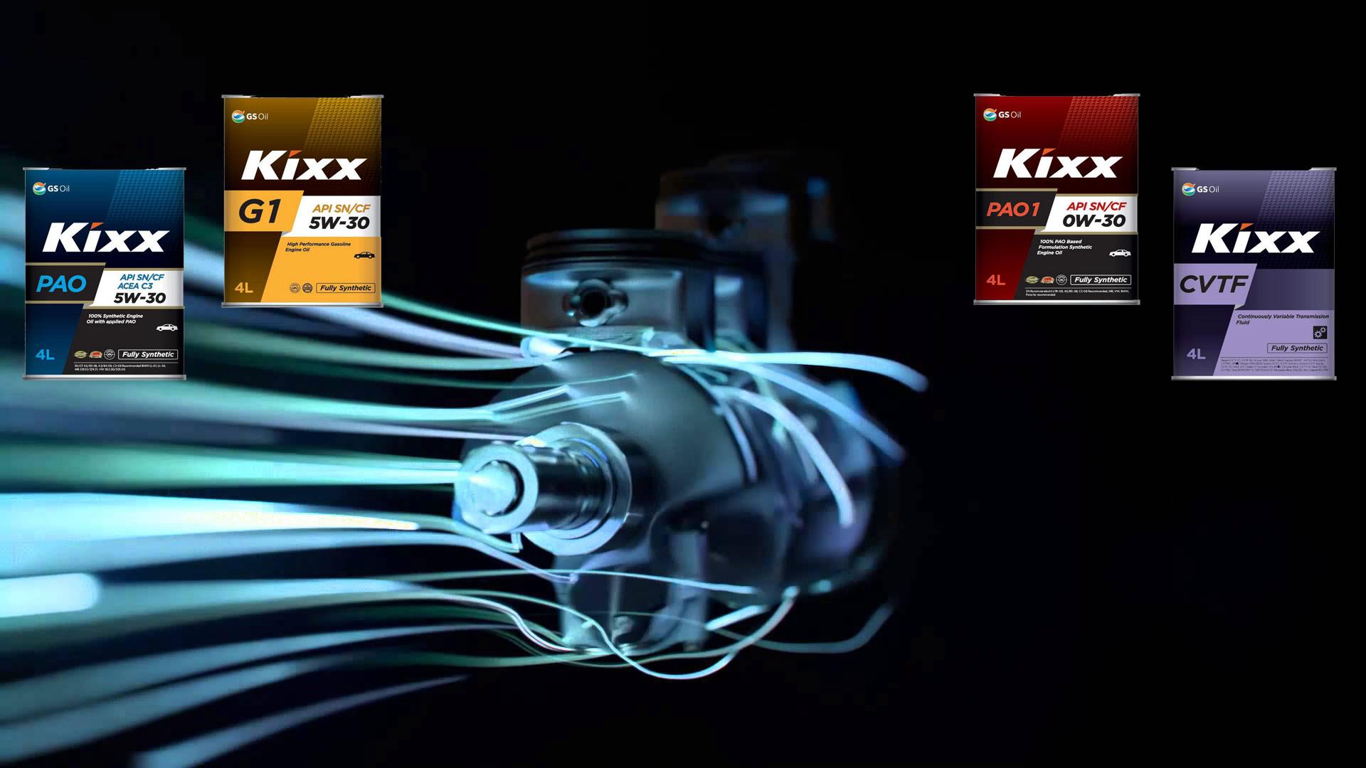 KIXX - масло №1 в Корее